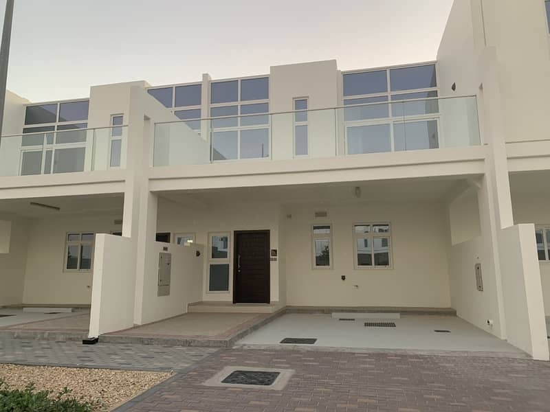 Brand New Townhouse | Fully Furnished 4BR with maid's room