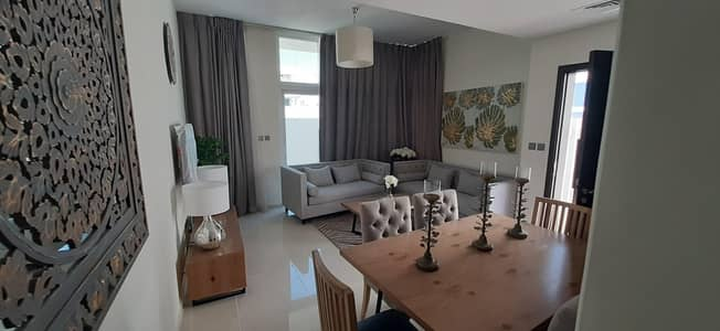 Brand New Townhouse | 3BR + Maid | Fully Furnished