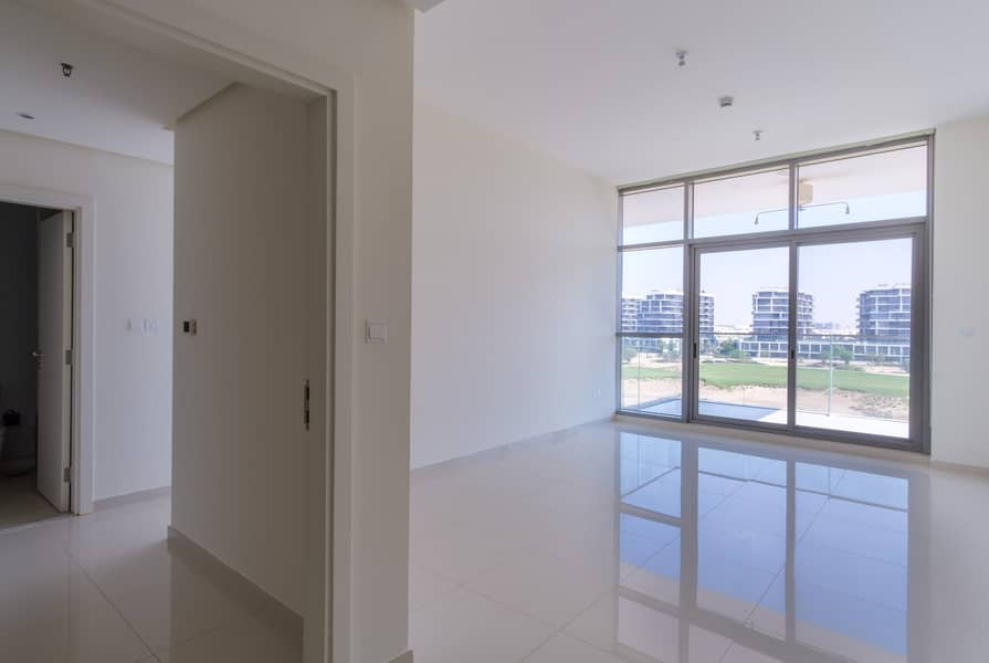 Golf Views 3 BR | Multiple Cheques