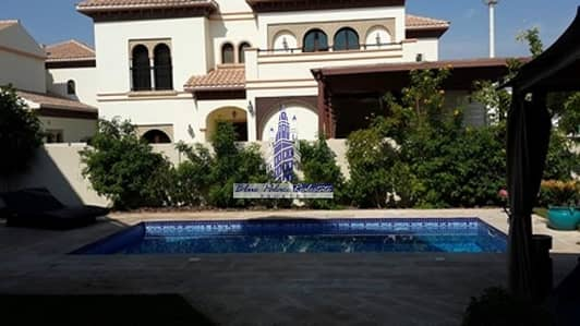 5 Bedroom Villa for Sale in The Villa, Dubai - Valencia 5br M| Corner Plot|with Private Pool
