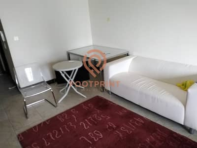 Studio for Rent in Jumeirah Lake Towers (JLT), Dubai - Furnished Studio with Balcony Lake View 40K