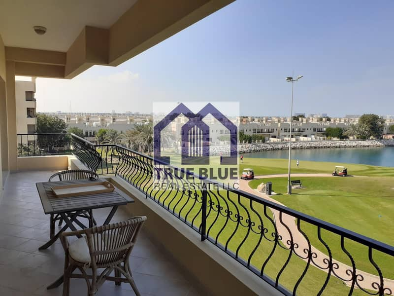 Stunning Golf Course View | Spacious 1 Bedroom