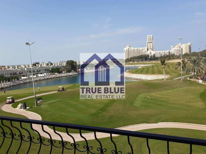 2 Stunning Golf Course View | Spacious 1 Bedroom