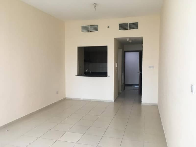 1 bhk garden view with free parking for sale In Ajman one tower