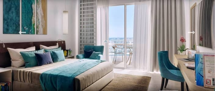 2 Bedroom Flat for Sale in Palm Jumeirah, Dubai - Most Desired 2br+fully furnished +10% roi+5% to book