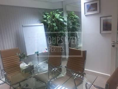 Office for Rent in Sheikh Zayed Road, Dubai - Fully Fitted Office for rent in Fairmont Hotel