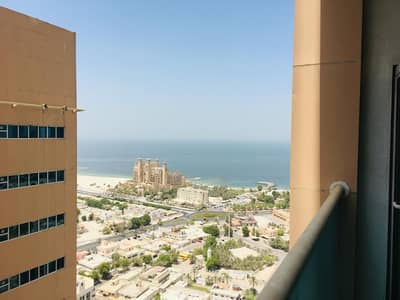 2 bhk monthly payment  biggest size  with 2 store and free parking in Ajman one tower