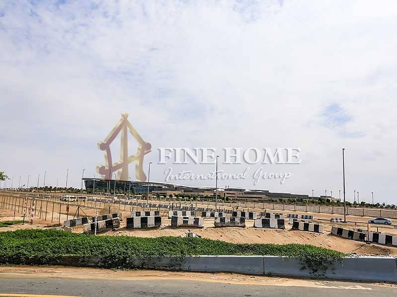 16 Nice Corner Commercial land in Zayed City CD