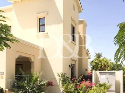 3 Bedroom Villa for Rent in Reem, Dubai - Amazing Type 2E 3 Bedroom +Maid 4 cheques