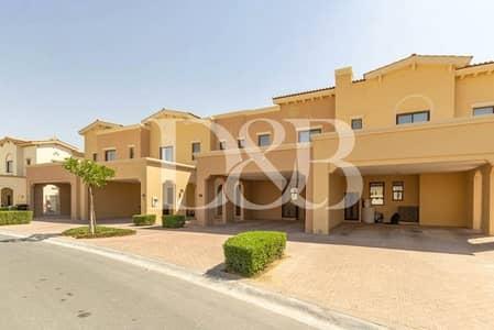 3 Bedroom Villa for Rent in Reem, Dubai - Amazing Value for Money | Single Row