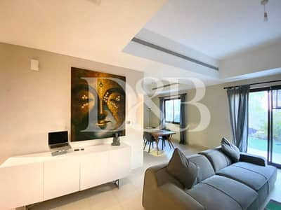 3 Bedroom Townhouse for Sale in Reem, Dubai - Upgraded 2E with Landscaped Garden | Call Now
