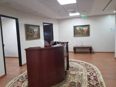 Fitted & Furnished Office in Saba Tower 1