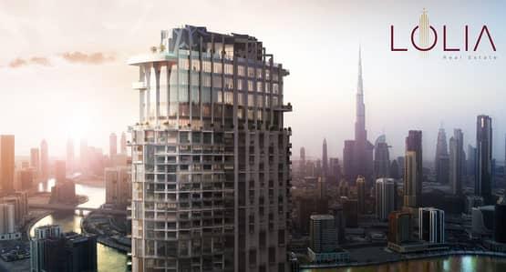 فلیٹ 2 غرفة نوم للبيع في الخليج التجاري، دبي - American Top Brand | Exquisite Residential