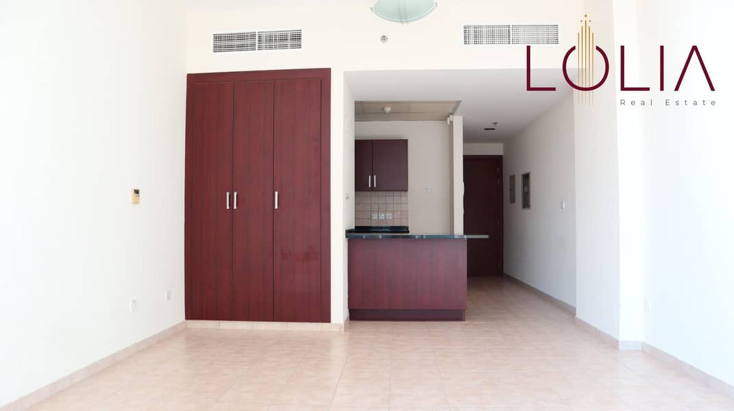 Well Maintain | Studio Apart With Balcony | Best Price