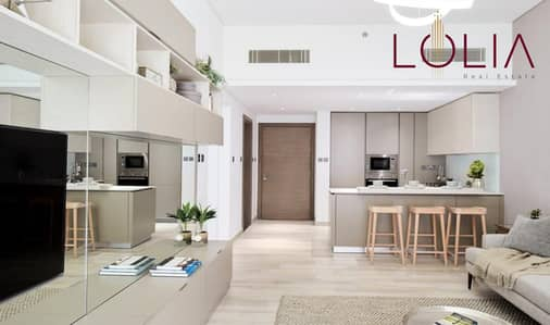 1 Bedroom Flat for Sale in Jumeirah Village Circle (JVC), Dubai - High Class Finishing| 1BHK Apart |4% DLD Off