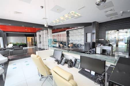 Shop for Sale in Jumeirah Lake Towers (JLT), Dubai - Unique Stunning Fitted Ground Floor Retail on Sale