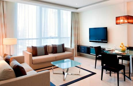 1 Bedroom Apartment for Rent in Jumeirah Lake Towers (JLT), Dubai - 1 Bed Unit | Furnished | Great Facilities
