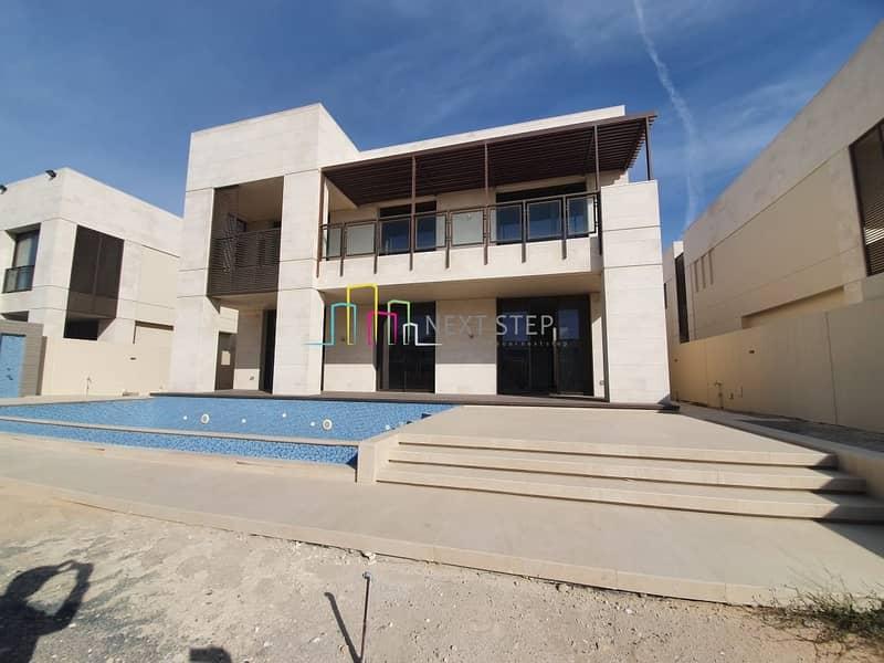 Outstanding 7 BR Villa In Peaceful Community Of Saadiyat