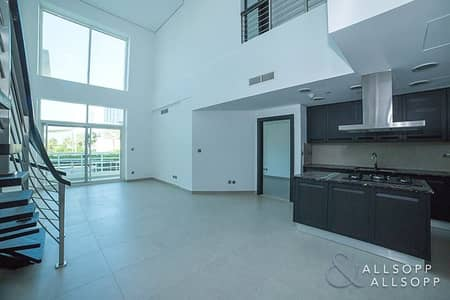 2 Bedroom Apartment for Sale in Jumeirah Heights, Dubai - Modern Duplex Apartment | Skyline View