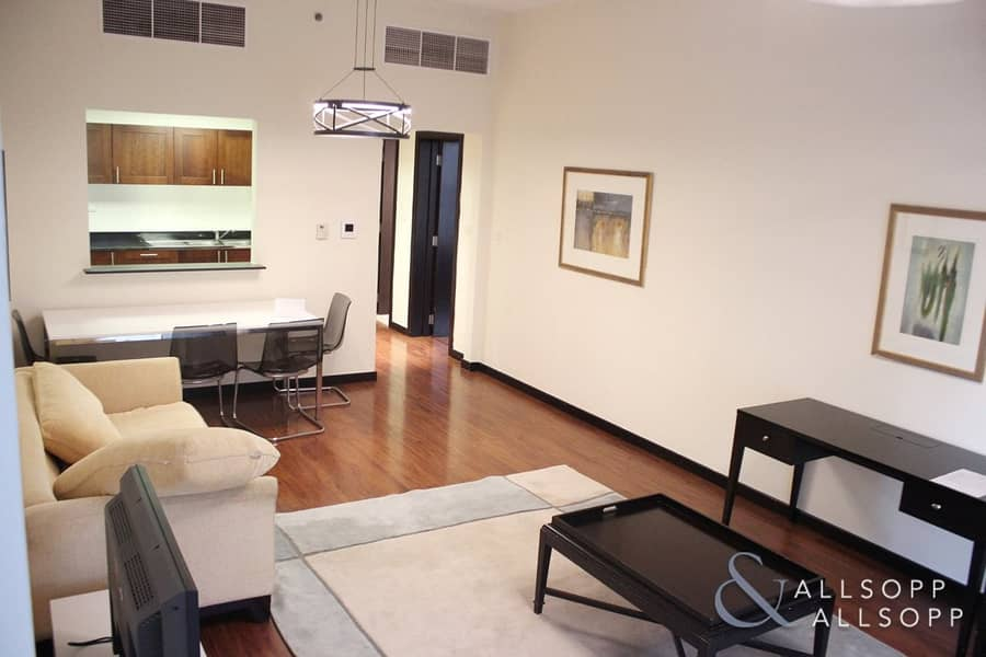 1 Bed | Fully Furnished | Available Now