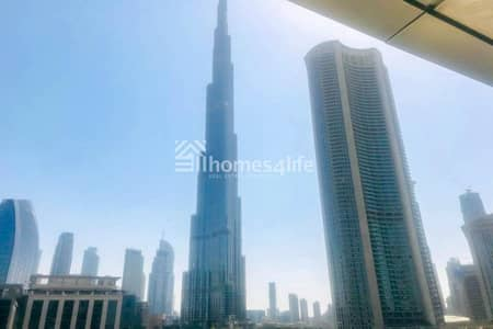 2 Bedroom Flat for Sale in Downtown Dubai, Dubai - Burj Facing I Highly Recommended Apartment