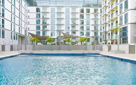 شقة 1 غرفة نوم للبيع في مدينة محمد بن راشد، دبي - Spacious and Modern Design 1 BR with Stunning View