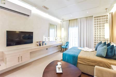 Studio for Sale in Palm Jumeirah, Dubai - Furnished | Hotel Apartment | 2 Years Payment Plan