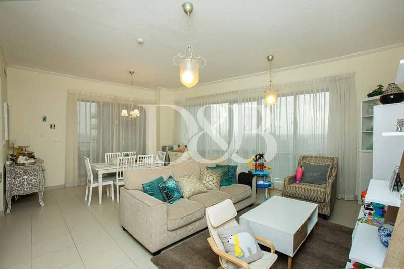 Great Community View|Balcony|Flexible Chqs