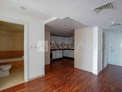1 Bedroom Apartment for Rent in Jumeirah Lake Towers (JLT), Dubai - Well Maintained   Unfurnished   Vacant Unit