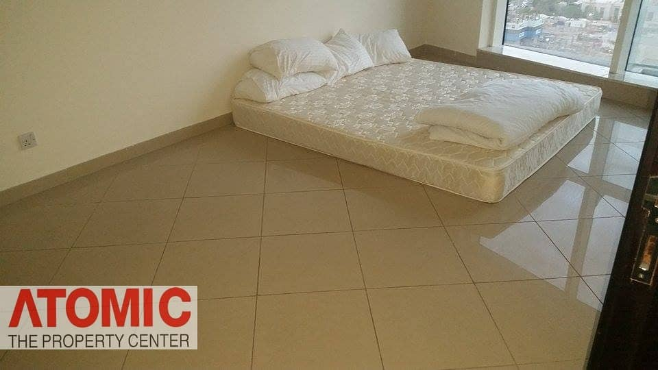 FULLY FURNISHED| 1BHK | 2 BALCONY | CHILLER FREE
