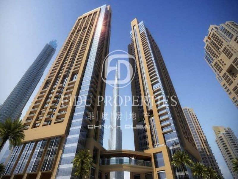 Near Burj Khalifa | Brand New Unit | Low Floor