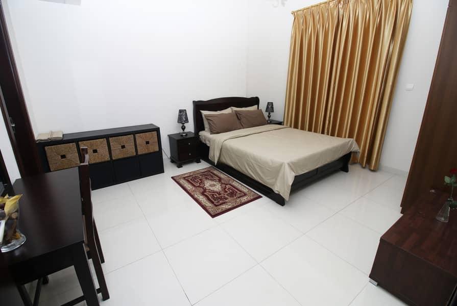 2 Golf View-1 Bedroom -Furnished-Elite Residence 7
