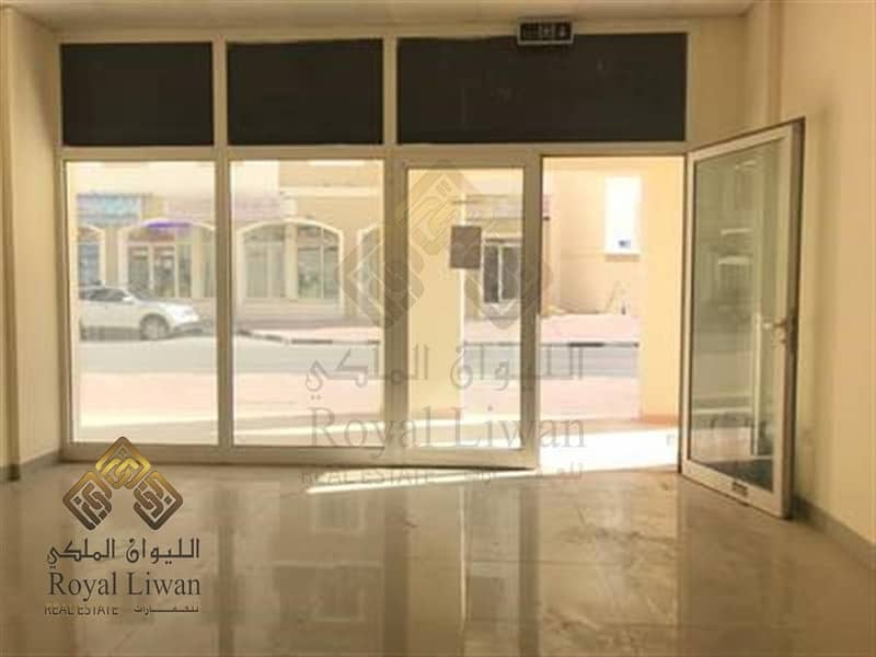2 Commercial Shops Available For Rent only 50 K Each Shop