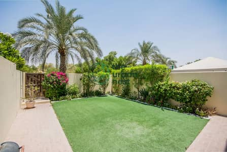 2 Bedroom Townhouse for Sale in Arabian Ranches, Dubai - Spectacular 4E | Single Row  End Unit | Al Reem 3