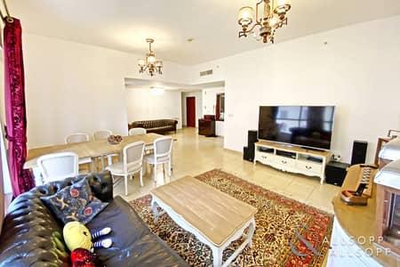 شقة 3 غرف نوم للبيع في جميرا بيتش ريزيدنس، دبي - Vacant on Transfer | 3 Beds | 1903 Sq. Ft