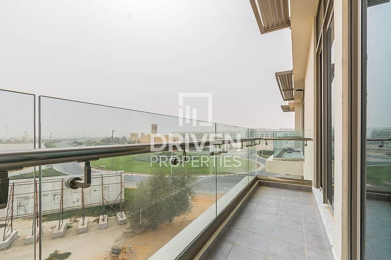 Beautiful layout | Bright 1 BR | Balcony