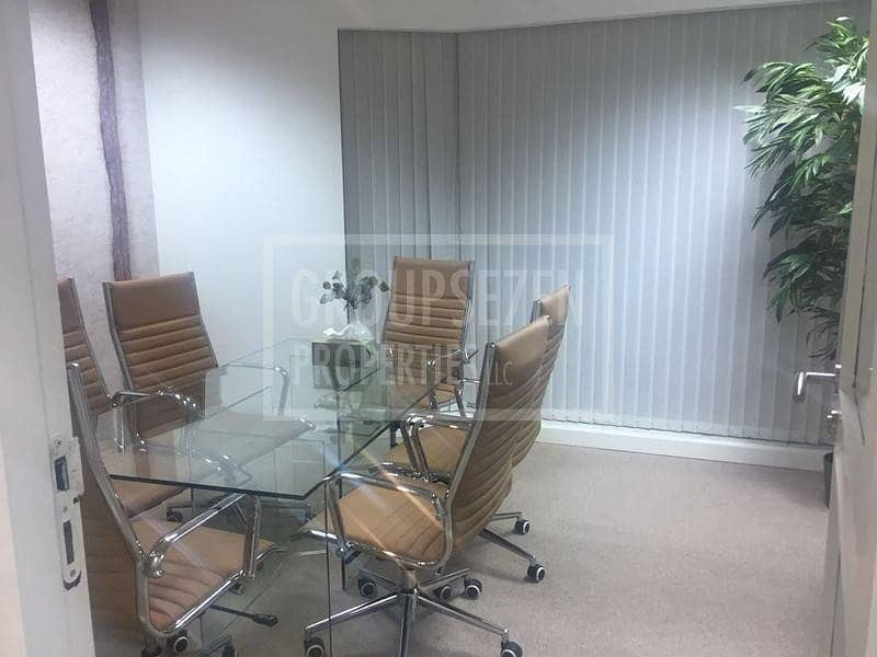 Office for rent Fairmont Hotel Fitted
