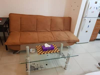 IPMZ Lake side Tower D well Maintain Studio with balcony,Parking Rent 34000 by 4 Cheqs