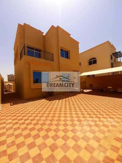فیلا 4 غرف نوم للبيع في الزاهية، عجمان - فرصه للشراء بفيلا علي شارع الشيخ محمد بن زايد بسعر خيالي