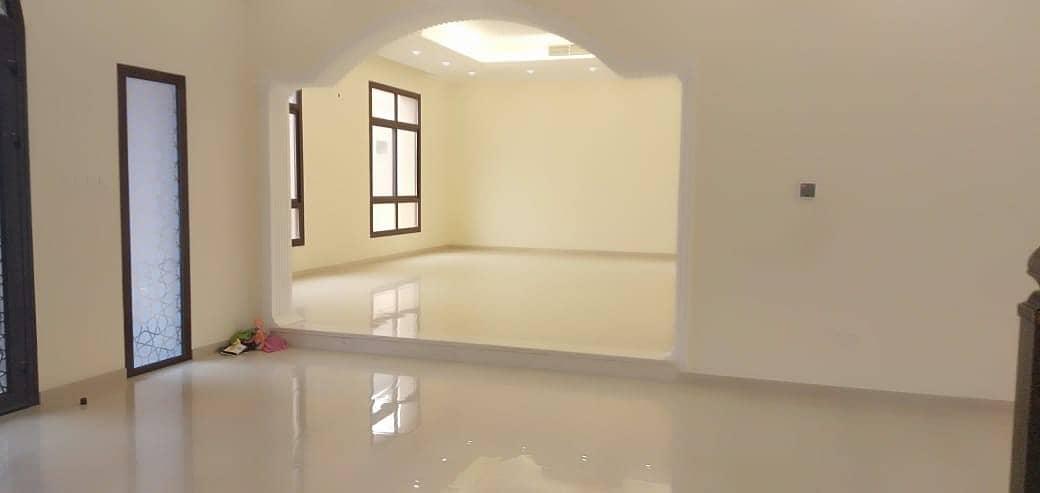 2 Brand New Upgraded 5 BR Villa/Majlis/Maid/Covered Parking
