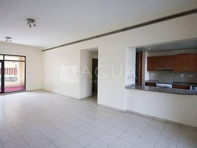 فلیٹ 2 غرفة نوم للايجار في ذا فيوز، دبي - 2Br+ study | Next to Souq | Chiller free