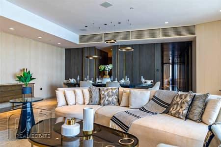 شقة 3 غرف نوم للايجار في نخلة جميرا، دبي - 2 Large Balconies   Large Size   Jacuzzi