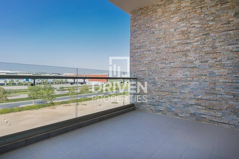 Furnished & Unfurnished | Meydan Hotel View