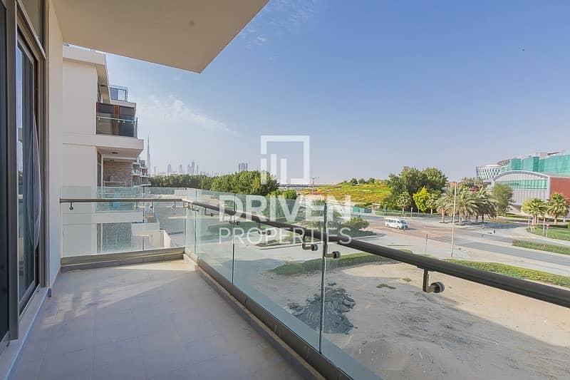 2 Furnished & Unfurnished | Meydan Hotel View