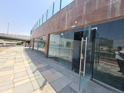 Shop for Rent in Al Raha Beach, Abu Dhabi - Great Deal! Spacious Commercial Shop in Al Raha