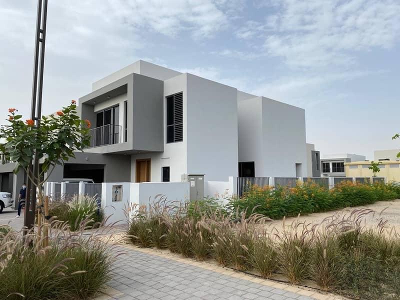2 Brand New Unique 3 Bedroom Villa For Rent in Sidra 2 Corner Unit Single Row