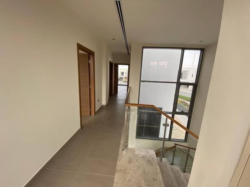 13 Brand New Unique 3 Bedroom Villa For Rent in Sidra 2 Corner Unit Single Row