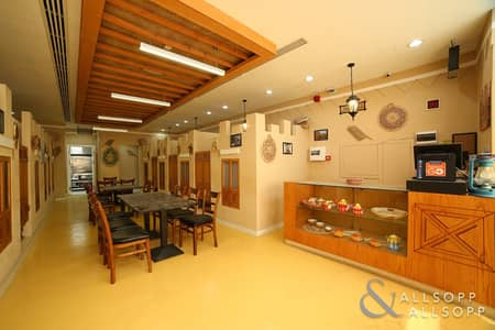 Shop for Rent in Al Barsha, Dubai - Fitted Retail   Vacant Now   Hessa Street