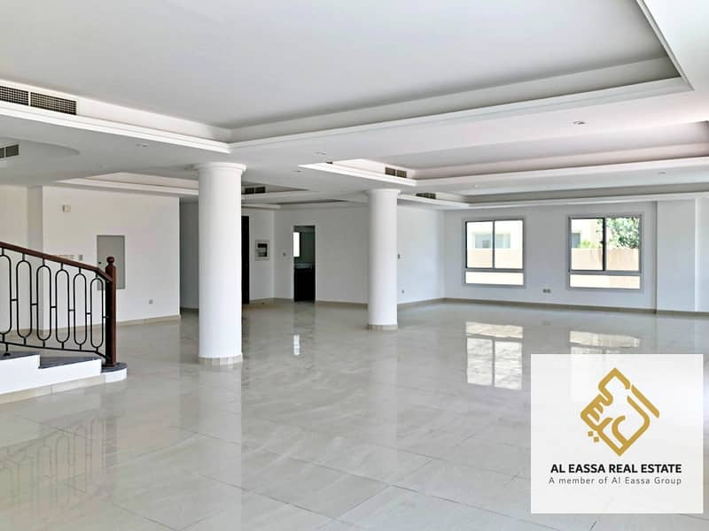 2 Huge plot | Vacant 6BR | On the golf course