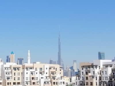 استوديو  للايجار في القوز، دبي - Studio with Balcony | Burj Khalifa View| Chiller Free